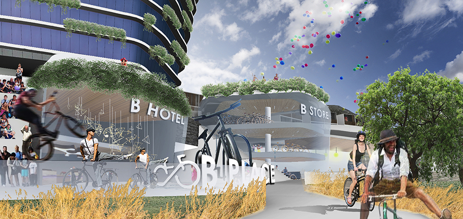 Hotel Cycling, Tung Chung | Development Feasibility Study | 東涌單車酒店 | 發展可行性研究